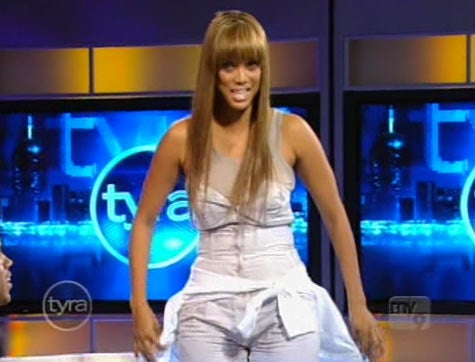 Tyra Banks Helps Men Be The Best Date Rapists They Can Be