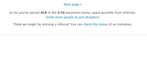 How to Get 8GB+ Extra Dropbox Space for Free with Google AdWords