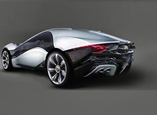 Alfa Romeo Pandion Concept: Like A Supermodel With Man Hands