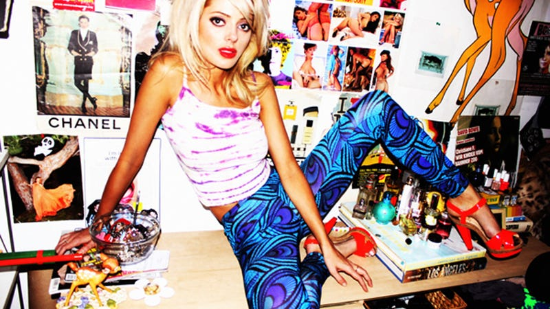 Cat Marnell Is Selling Leggings