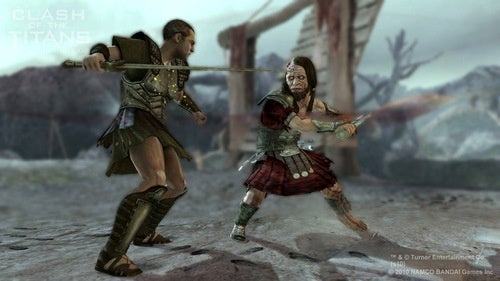 Speaking Of God Of War, Here Are The Latest Clash Of The Titans Screens