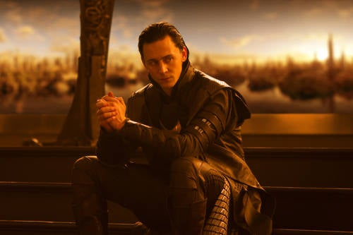 Loki reveals the comic book shout-outs in Thor, and his plans for The Avengers