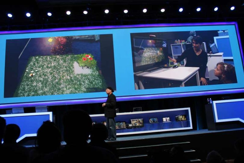 RealSense: How Intel Will Turn the Whole World Into a Holodeck