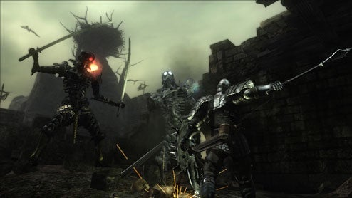 'Demon's Souls' Hands-On Impressions