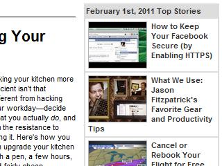 Lifehacker's Newsletter Has That Daily Feel