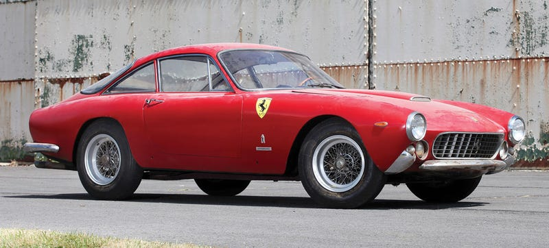This Is A One-Owner 1964 Ferrari 250 GT/L 'Lusso' Barn Find
