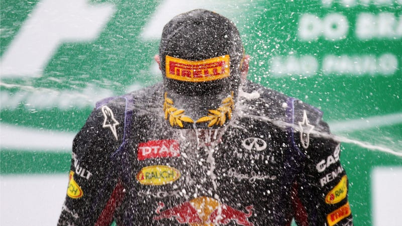 Mark Webber Quit Formula One Because He Is A Sore Loser, Maybe