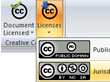 Creative Commons Add-In for Office Inserts Open Licenses Easily