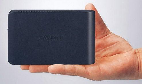Buffalo's Petite LinkStation Mini NAS Has 1TB Storage, a DLNA Server