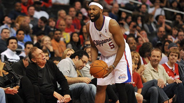 Baron Davis Traded To Cleveland, Some 2,300 Miles Away From Donald Sterling's Taunts