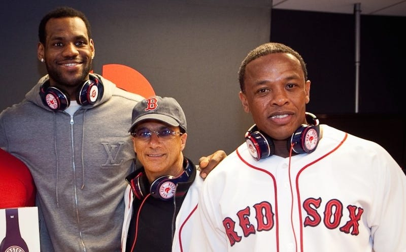 Report: LeBron James Made $30 Million From Apple's Purchase Of Beats