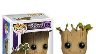 The First Official Dancing Groot Toy Has Arrived!