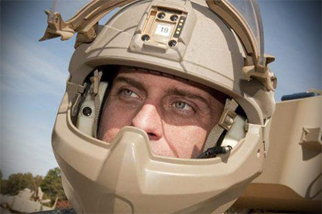 The Pentagon's New Super Helmet For Soldiers Sucks, For Now