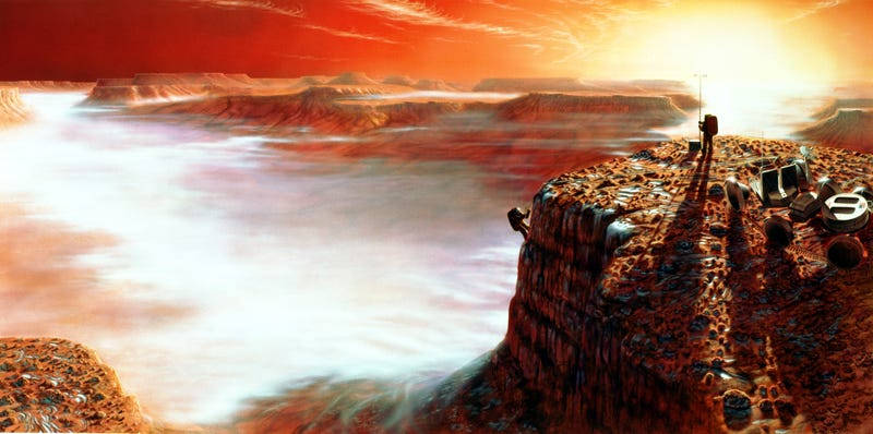 How We Could Build a City on Mars