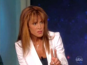 Jessica Hahn Was High On Something On The View
