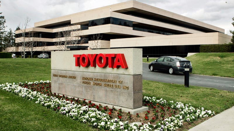 Toyota Is Moving Almost All Of U.S. Operations To Texas