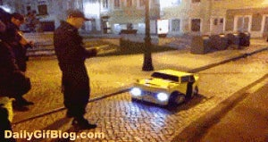 It's a GIF Party and I'll Transform If I Want To