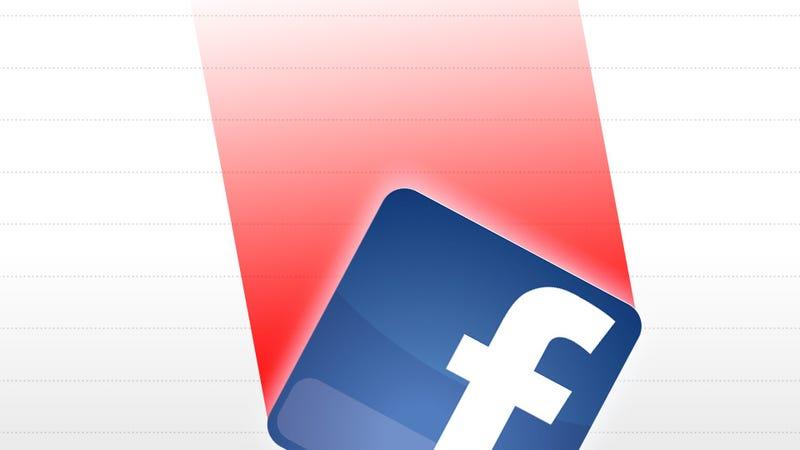 Facebook's Stock Tumbles Harder Than a Drunk Bro In a College Sophomore's Facebook Album