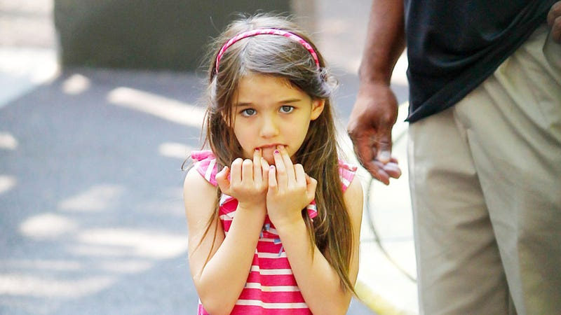 What Should We Re-Name Suri Cruise?
