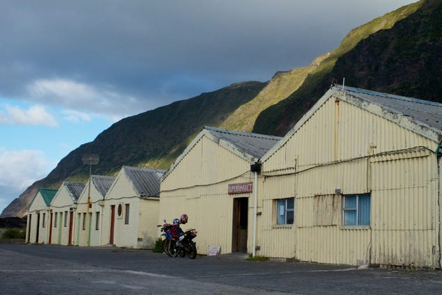 The Most Isolated Town on Earth Wants a Radical Redesign