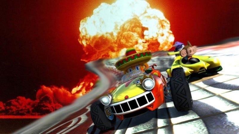 Kotaku 'Shop Contest: Worst Sonic & Sega Cameos Edition Winners
