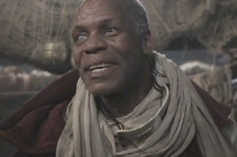 Danny Glover Isn't Too Old To Play The Captain Ahab Of Dragon-Hunters