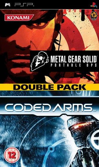 UK Getting PSP Double Packs From Konami
