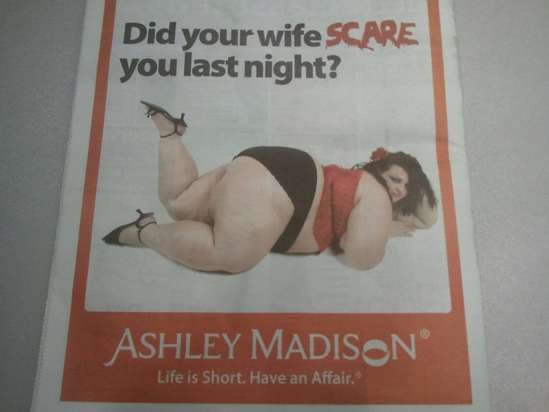 Is Your Wife Fat? Try Adultery!
