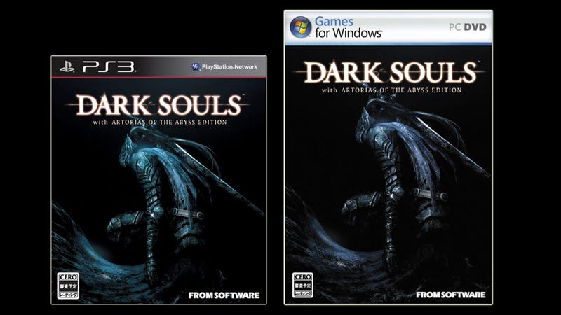 This New Dark Souls Boxart Will Drag You to Hell's Abyss