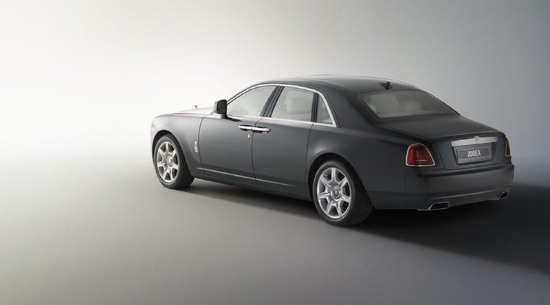 Rolls Royce 200EX Concept: Fully Revealed On Road To Geneva!
