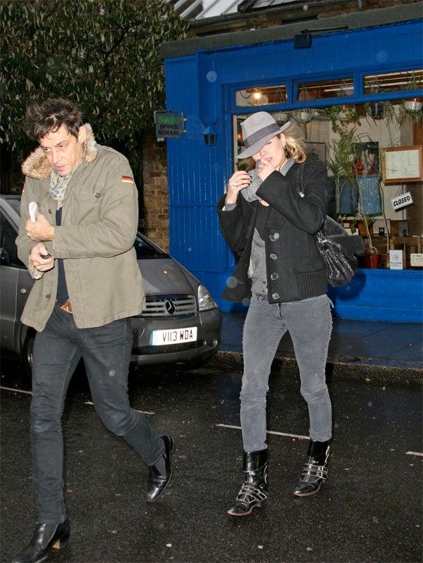 Kate Moss' Boyfriend: Battle Of The Bulge
