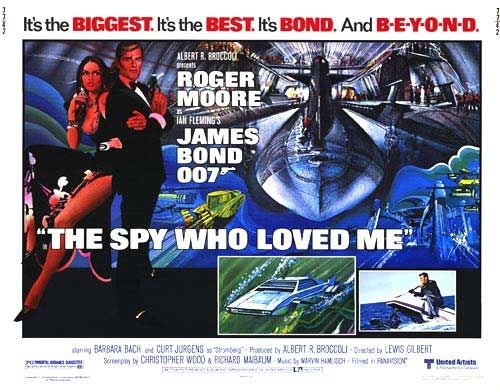 10 Best Spy-Fi Movies of All Time