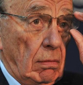Rupert Murdoch: Pugnacious