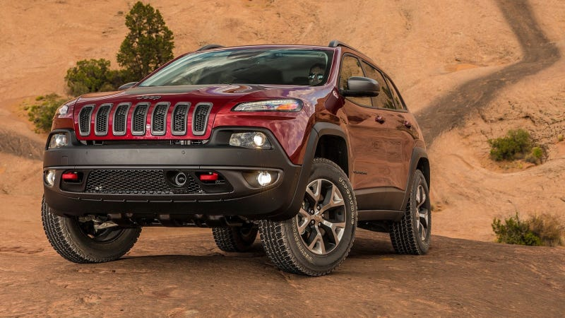 Lifting The 2014 Jeep Cherokee 'Not Feasible' [UPDATED]