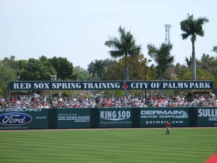 Oh, By The Way, Pitchers And Catchers Reported Today