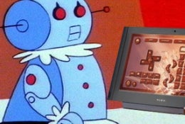 Why Not Let Robots Take The Strain?