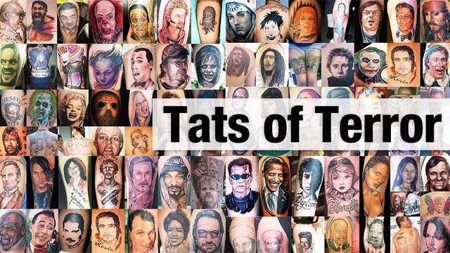 The Best Worst Celebrity Fan Tattoos