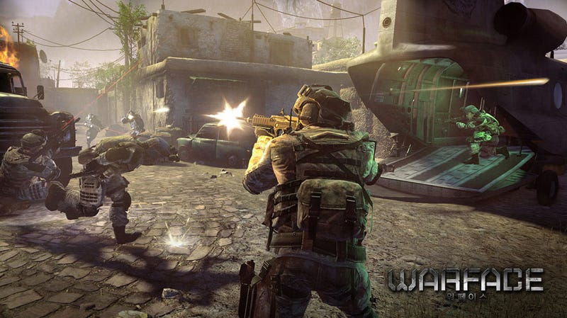 Crysis Creator's Latest Game Is An Online Shooter