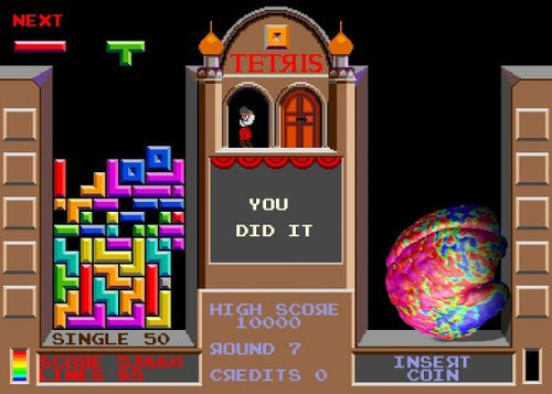 Playing Tetris Will Get You A More Efficient Brain