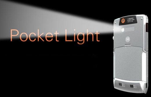 Pocket Light for Motorola Q