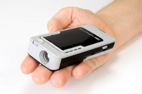 3M's Pocket Video Projector First to Hit Shops, 30th September