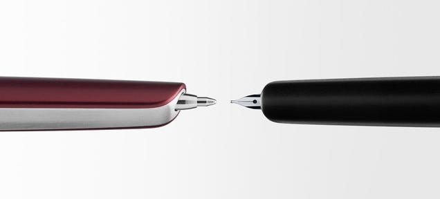 This Pen Is Beautiful Enough to Make Me Want to Write in Ink
