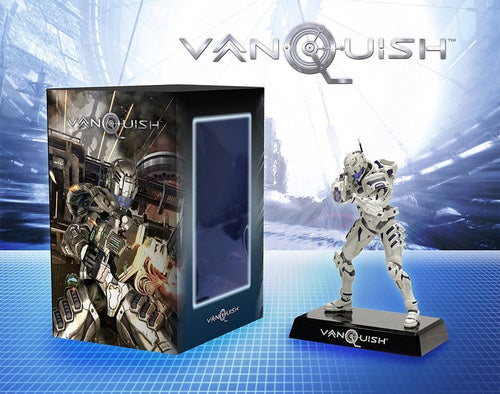 Vanquish Gets Armored Up In The UK Special Edition