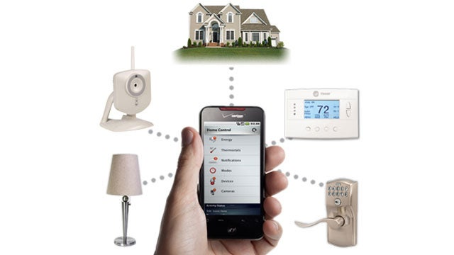 Control Your Home from Your Phone