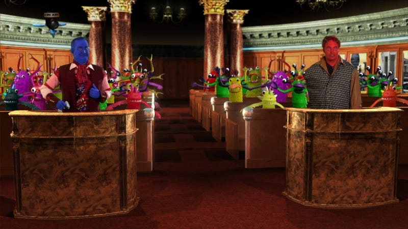 The Alien People's Court Is Now In Session