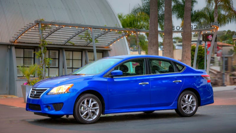 Is The 2013 Nissan Sentra Boring Enough To Be A Success?