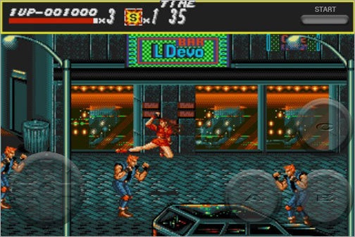 Streets of Rage Micro Review: Ragin' Hard