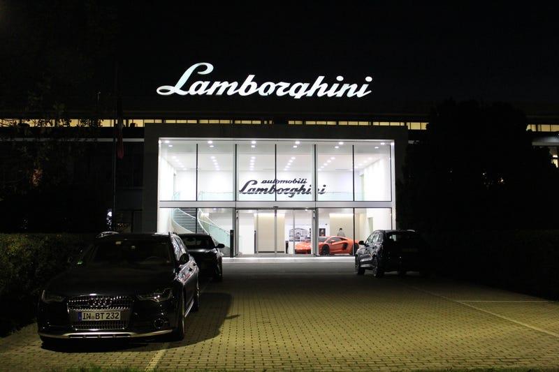 My Recent Visits to Pagani, Ferrari and Lamborghini