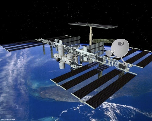 Direct TV Offering NASA HDTV in International Space ...