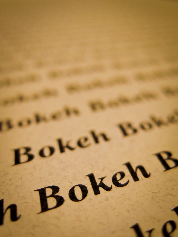 Shooting Challenge: Bokeh, Gallery 3